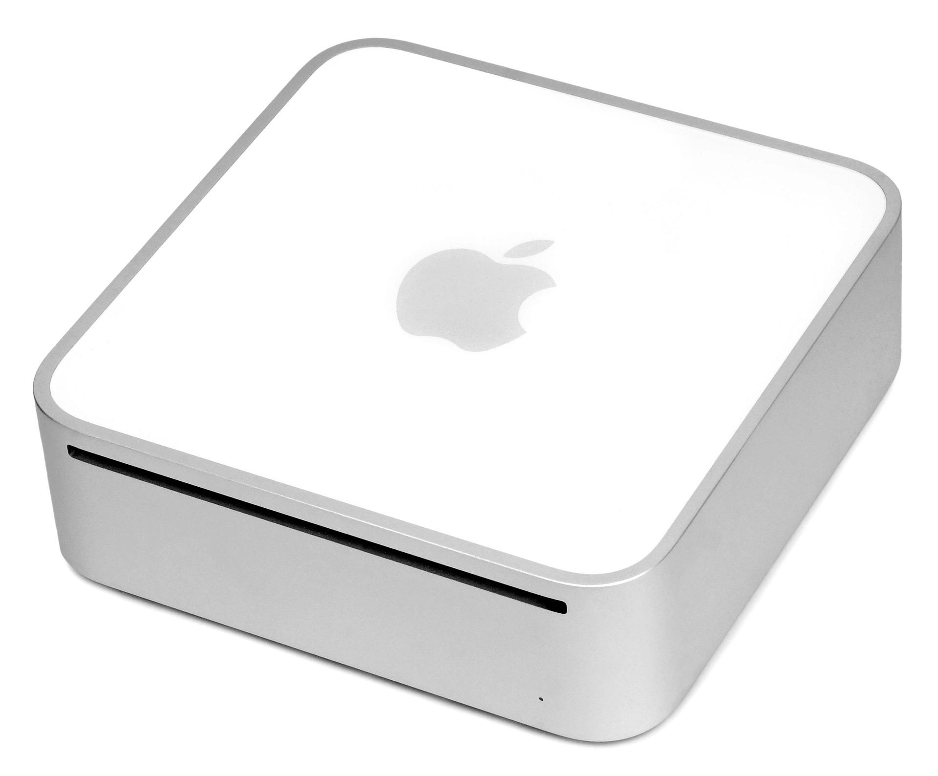 Mac Mini Reinigung